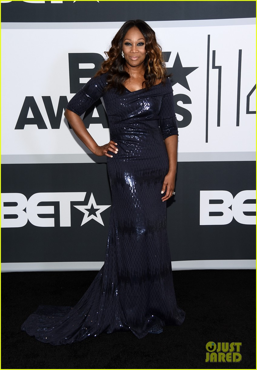 yolanda adams lionel richie bet awards 2014 12