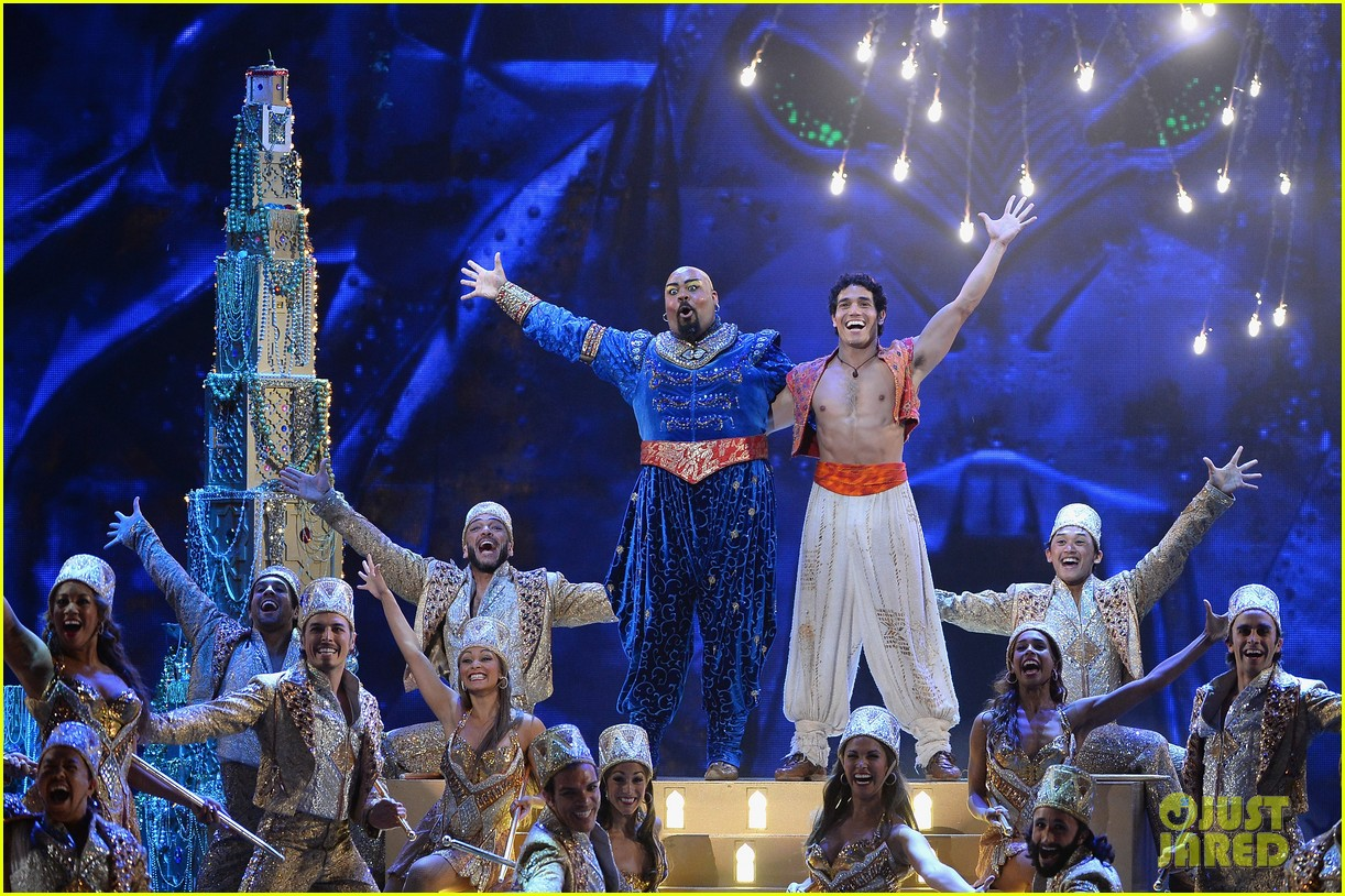 james monroe iglehart performs aladdin tonys awards 2014 02