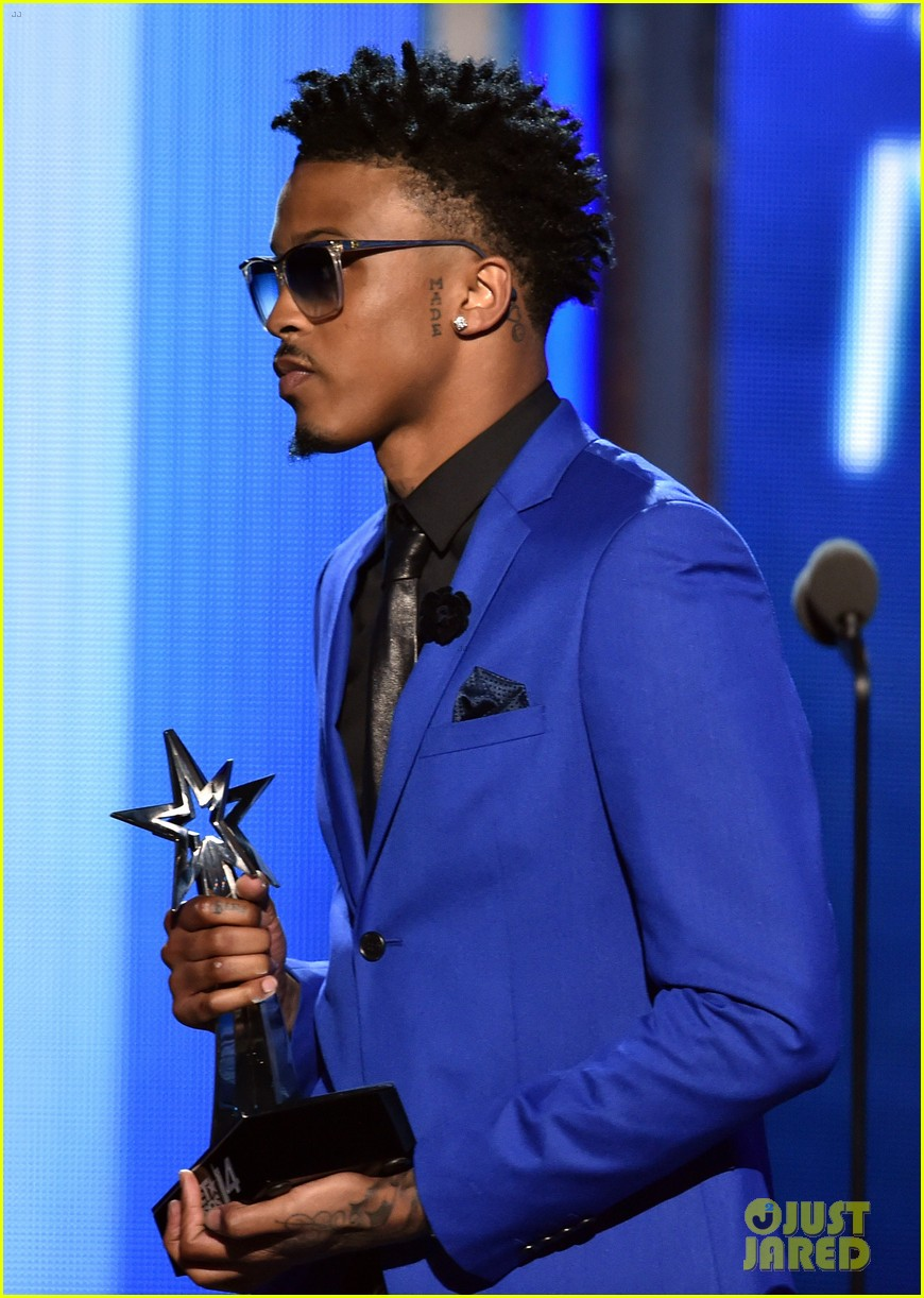 august alsina bet awards 2014 11