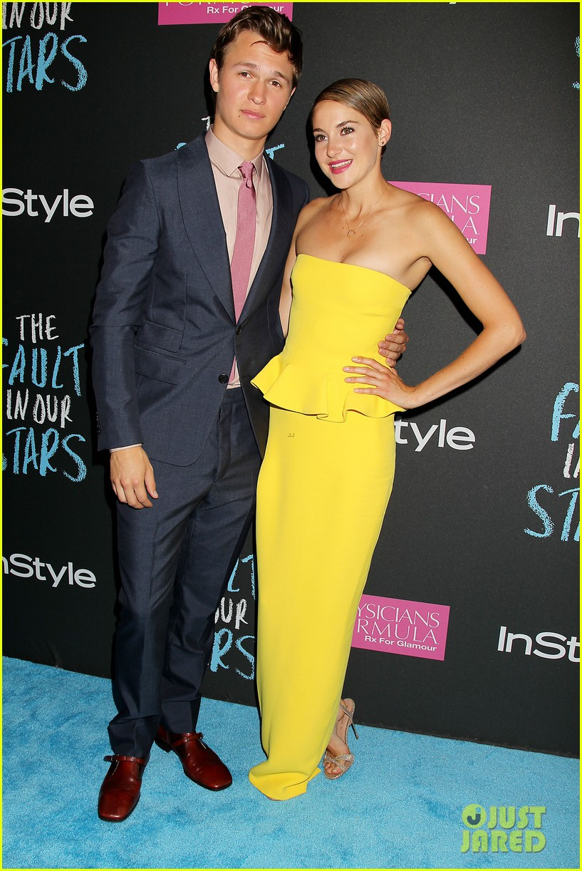ansel elgort nat wolff fault in our stars premiere nyc 15