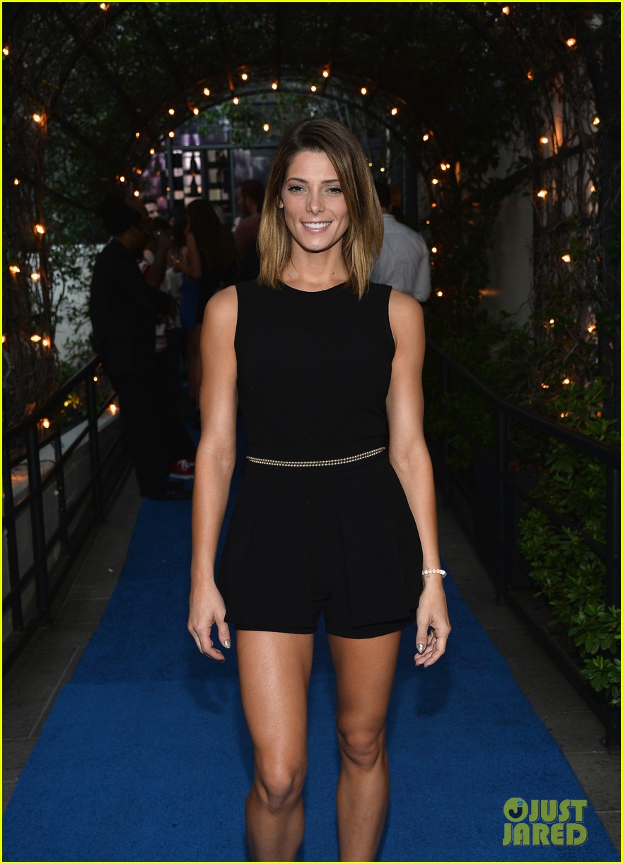 ashley greene paul khory stk anniversary party 09