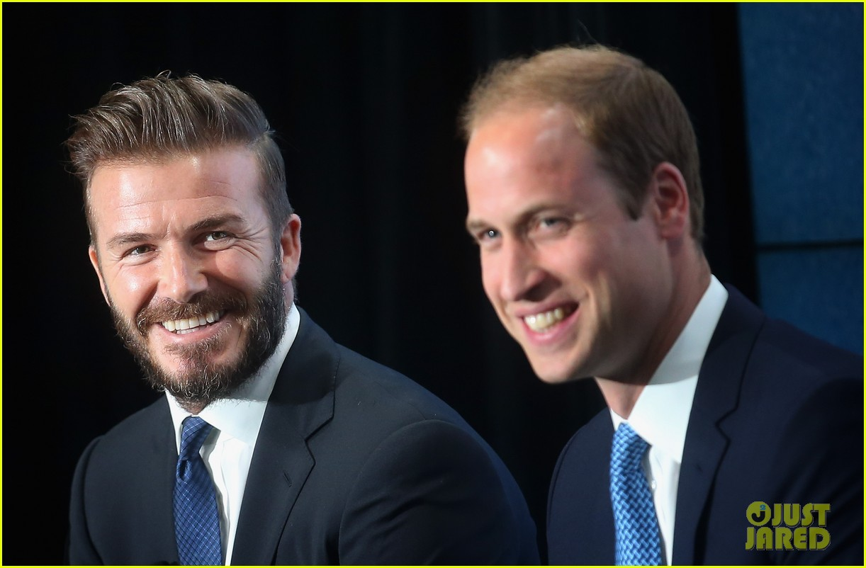 david beckham unites with prince william 11