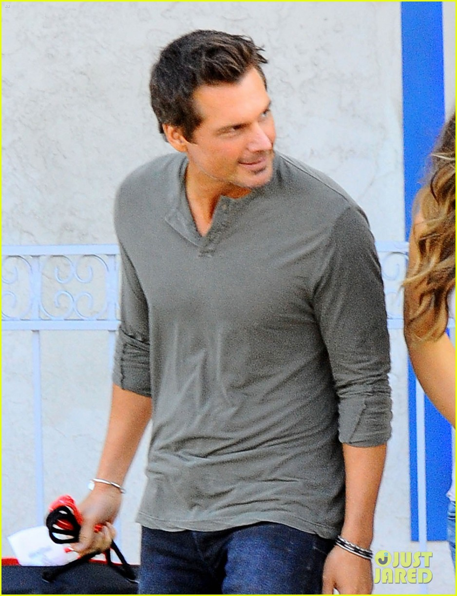 kate beckinsale len wiseman make a cute couple in santa monica 053141454