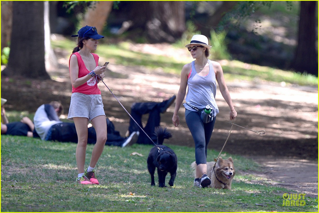 kristen bell gets new black dog 11