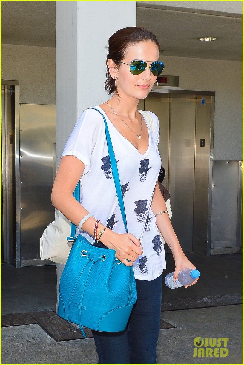camilla belle heads home after her south american tour 02