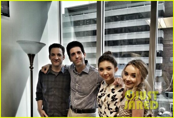 rowan blanchard ben savage gmw ny press 02