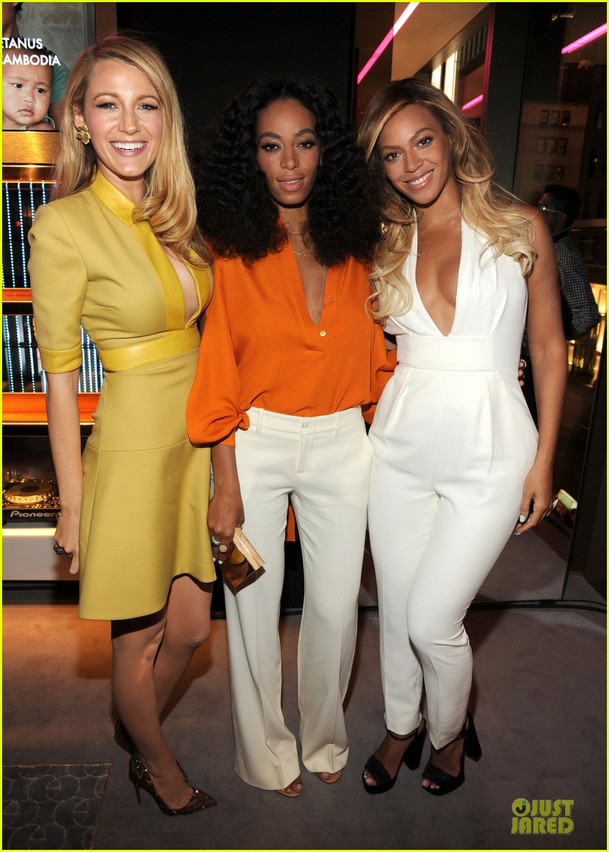 beyonce solange knowles chime for change event 05