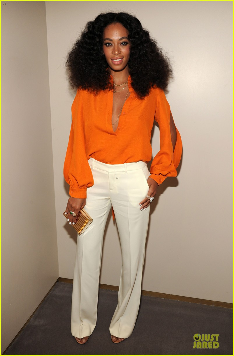 beyonce solange knowles chime for change event 14