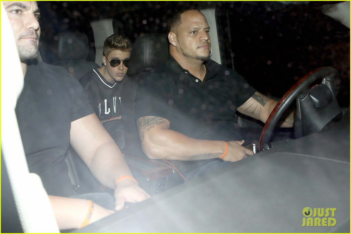 justin bieber selena gomez attend bible study together 01