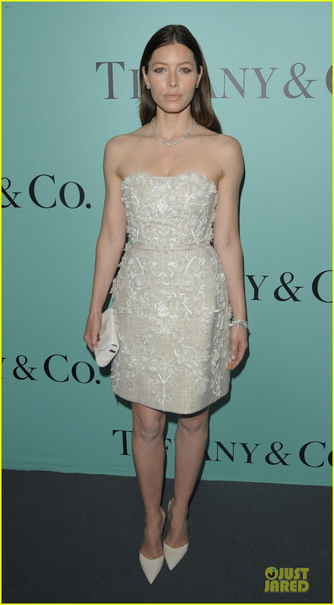 jessica biel hilary swank tiffany co store launch 103132566