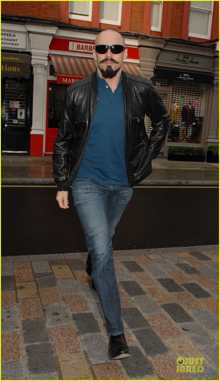 orlando bloom hugh jackman star power to chiltern firehouse 03