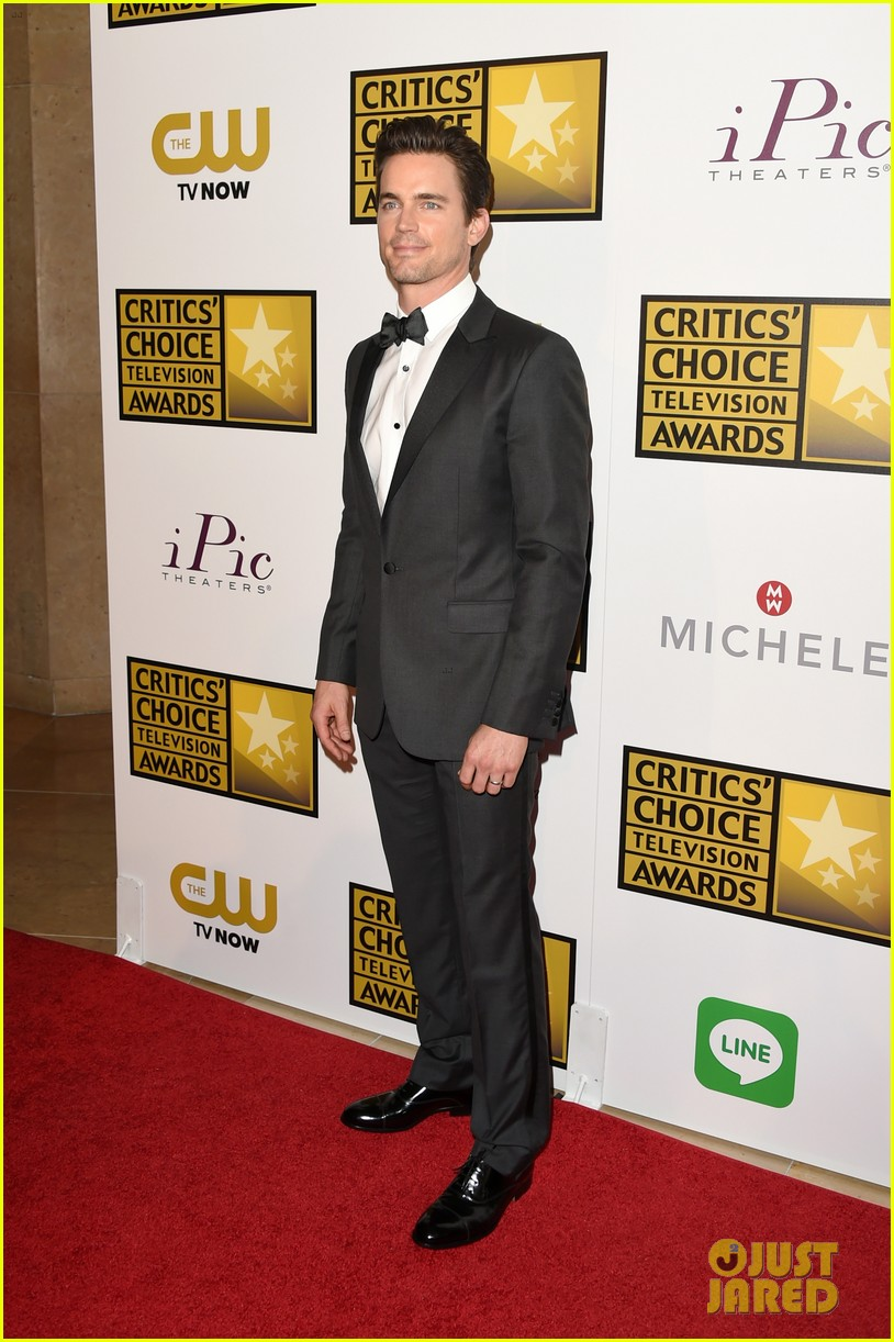matt bomer critics choice tv awards 08