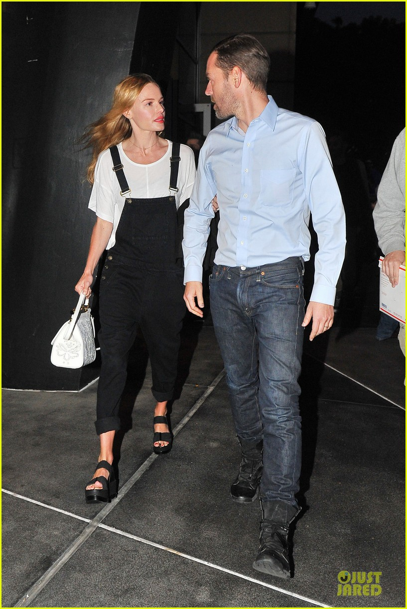 kate bosworth michael polish celebrate kings win at boa steakhouse 023128556