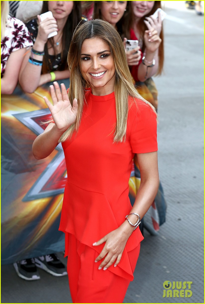 mel b cheryl cole x factor london auditions 11