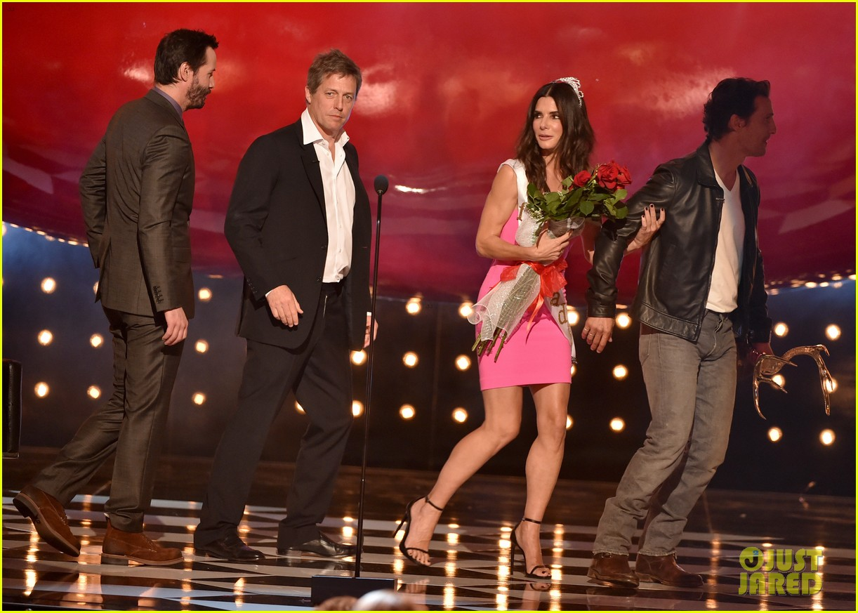 sandra bullock guys choice awards 2014 213130861
