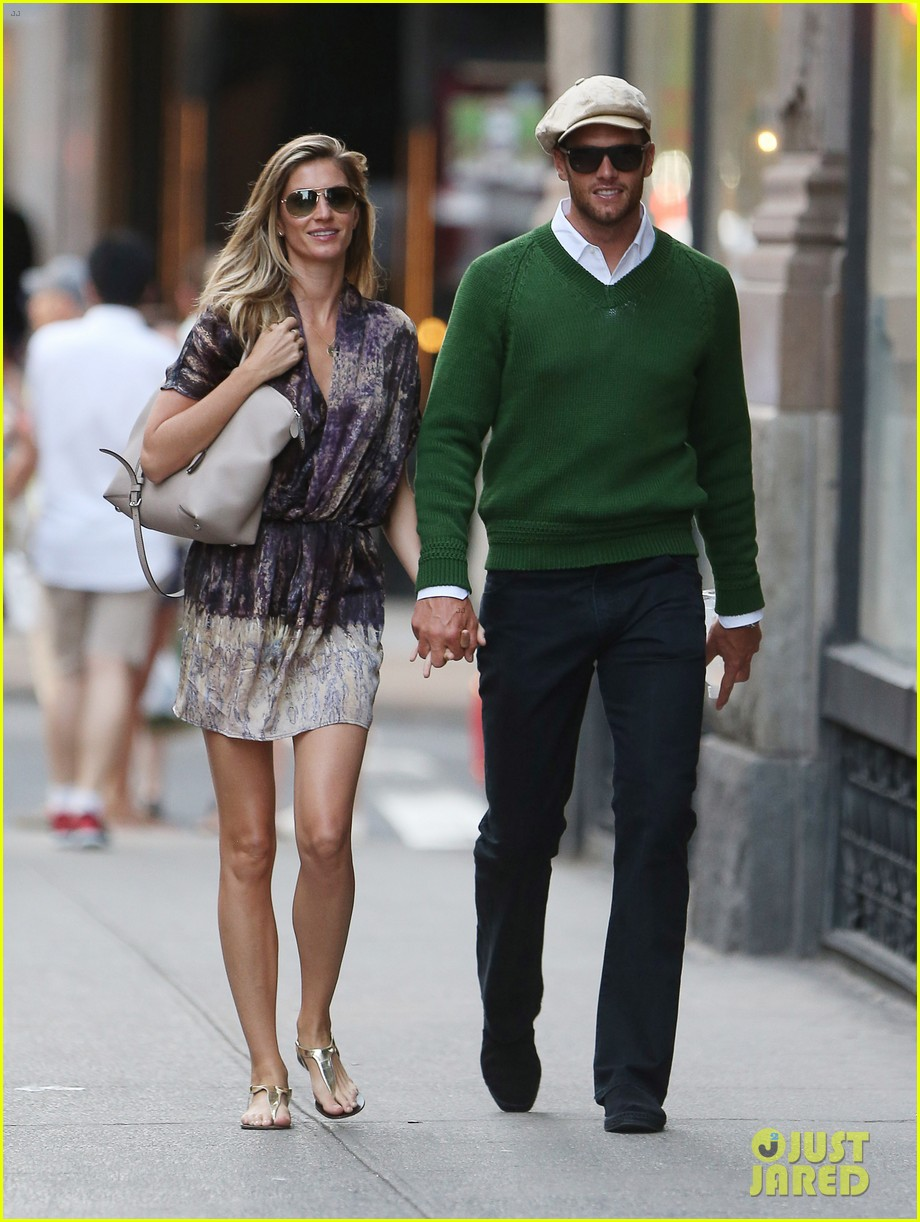 gisele bundchen pda new york 04