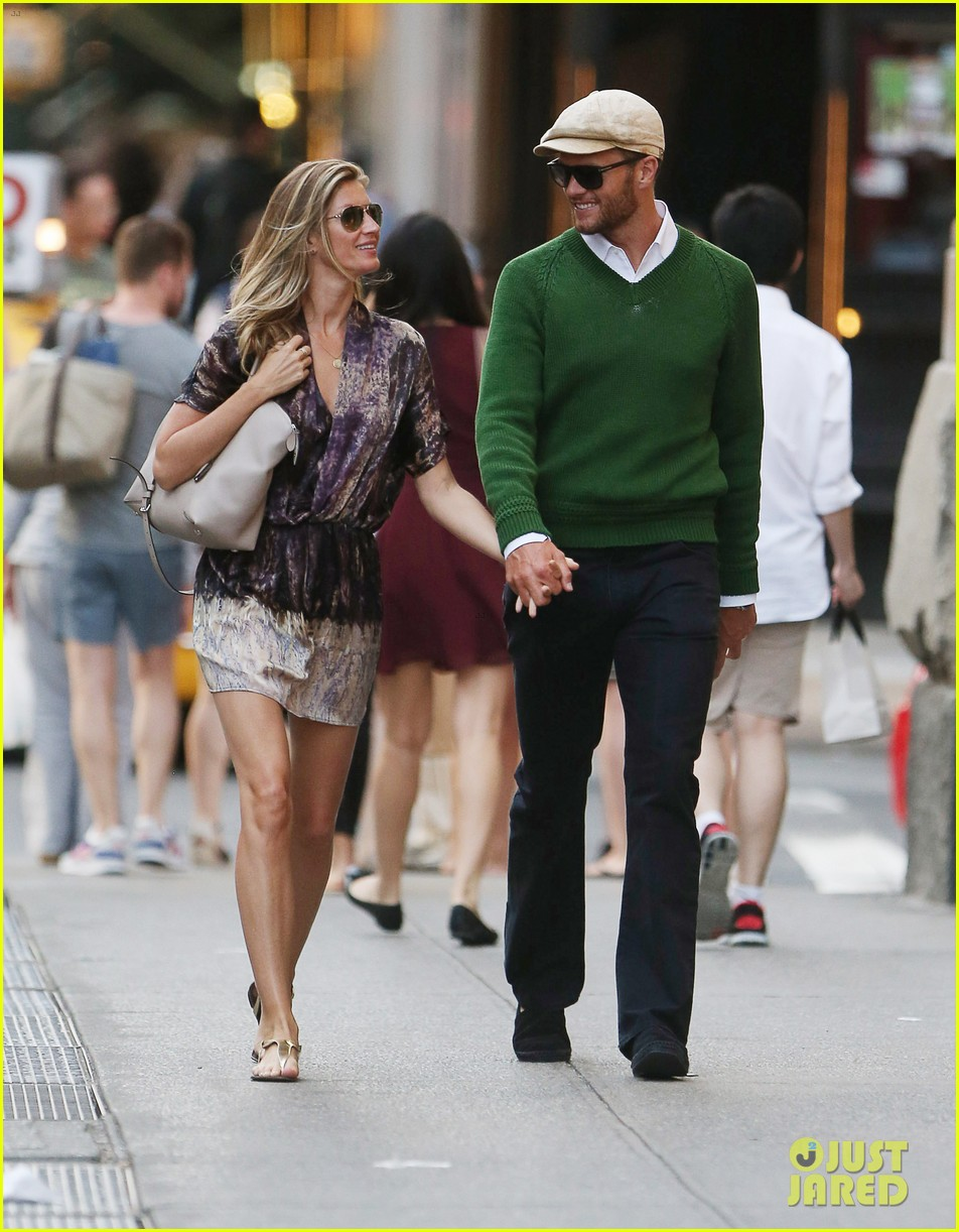 gisele bundchen pda new york 123146960