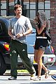 gerard butler venice on stroll with mystery woman 05