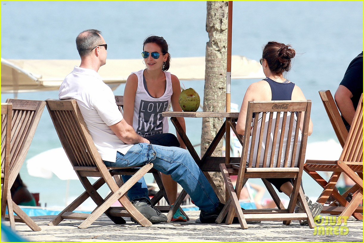 camilla belle coconut ipanema beach rio 233125881