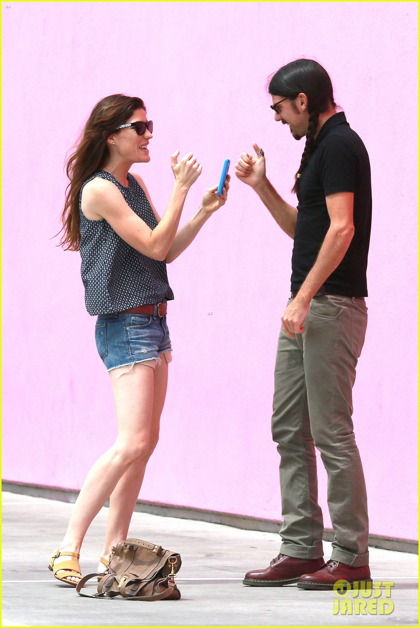 jennifer carpenter steps out with boyfriend seth avett 083144478