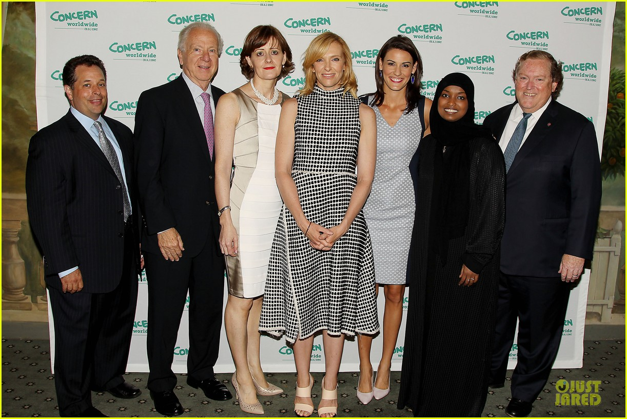 toni collette gets honored at women of concern awards 10