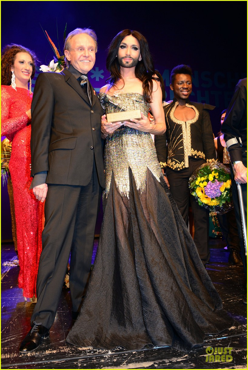 conchita wurst christopher street day gala 053140447