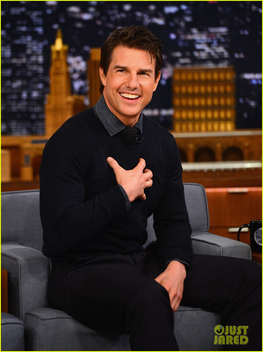 tom cruise says he invented the international press tour 013128441
