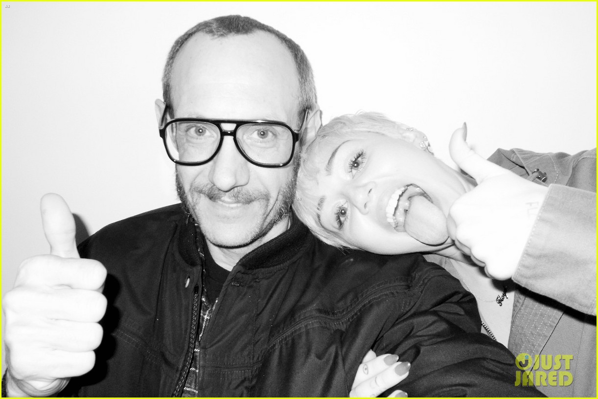 miley cyrus terry richardson photo shoot 033146920