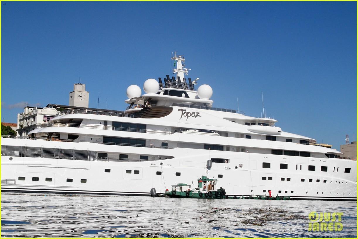 leonardo dicaprio luxury yacht world cup 06