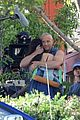 vin diesel gives jordana brewster huge hug for fast furious 7 16