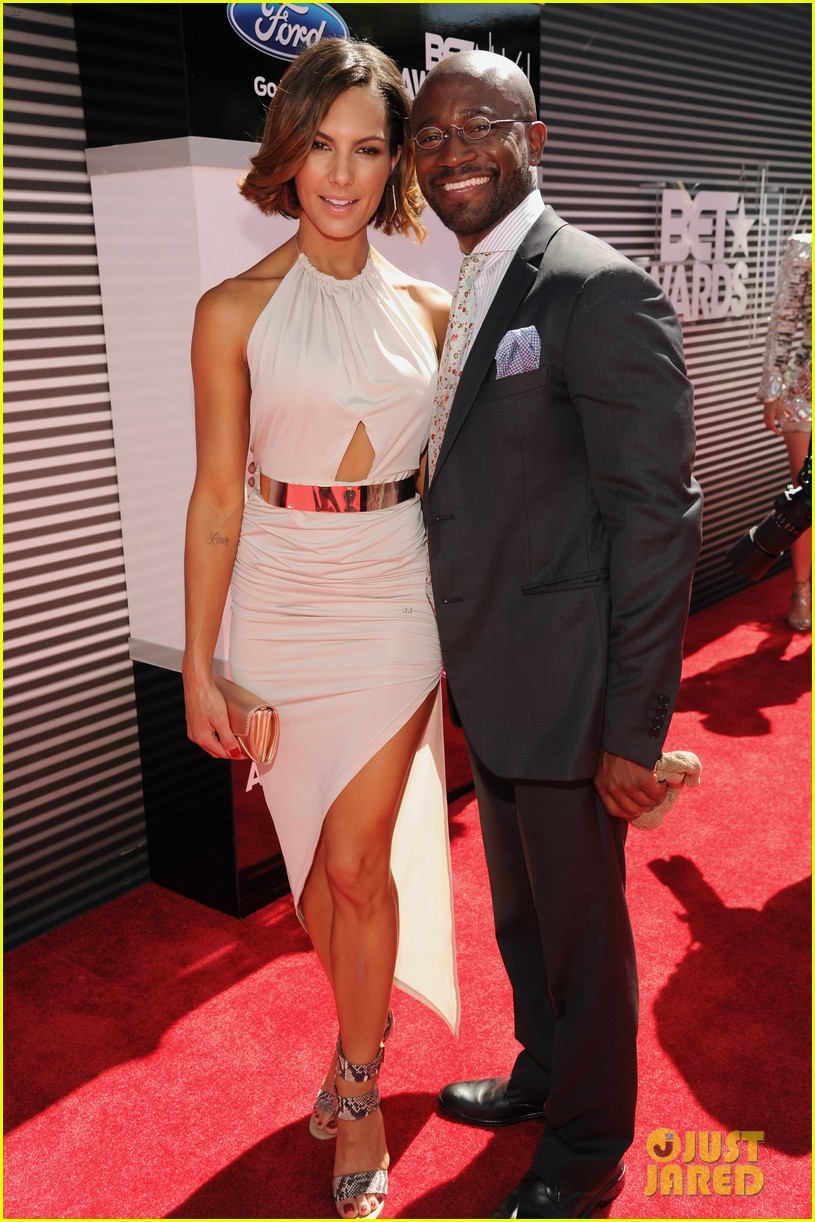 taye diggs new girlfriend bet awards 2014 013146314