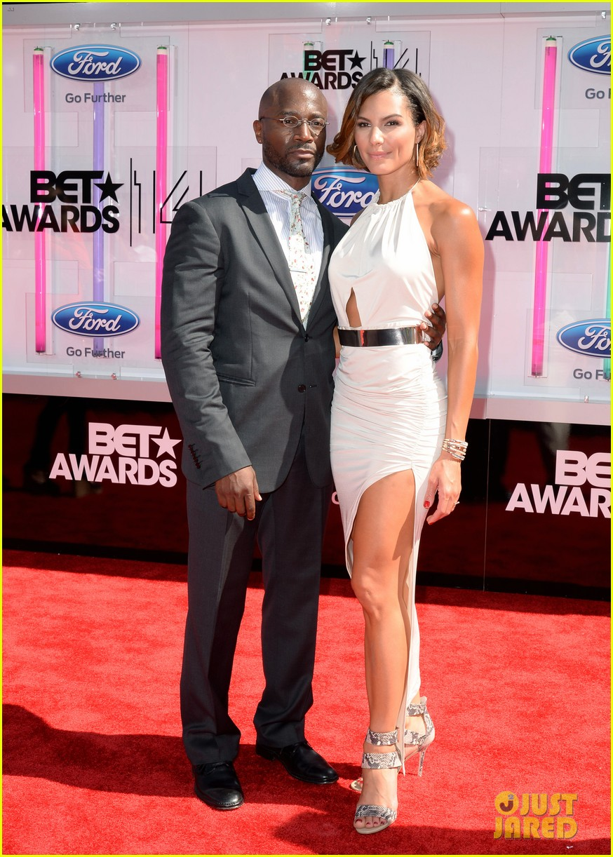taye diggs new girlfriend bet awards 2014 04