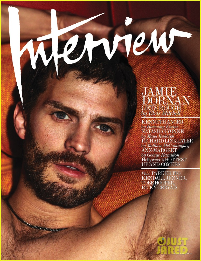 jamie dornan shirtless bathtub interview magazine 033126488