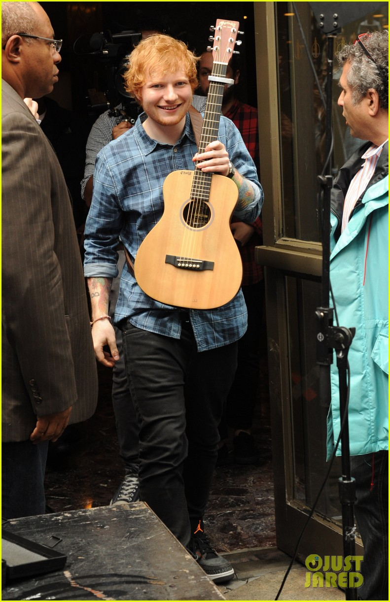 ed sheeran multiply day usa 09