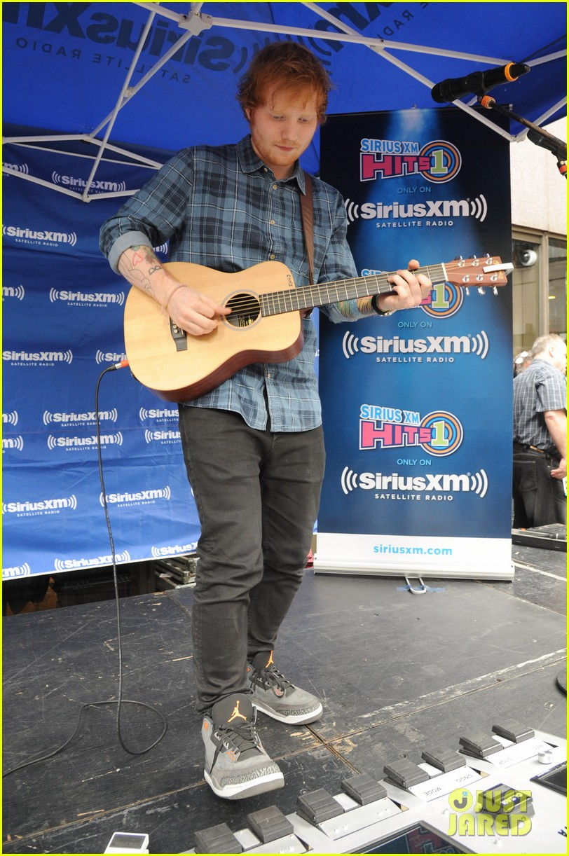 ed sheeran multiply day usa 12