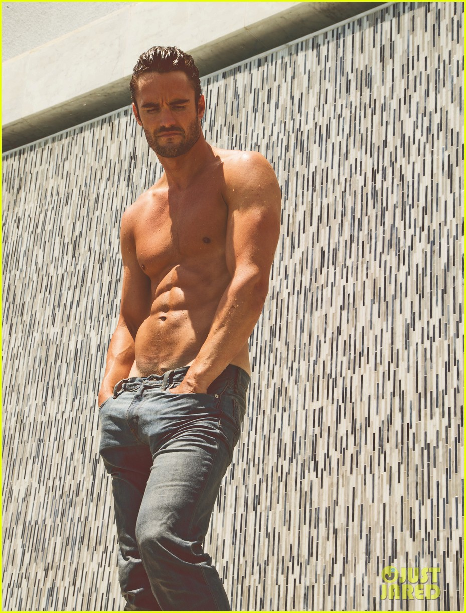 thom evans shirtless attitude magazine 013139975