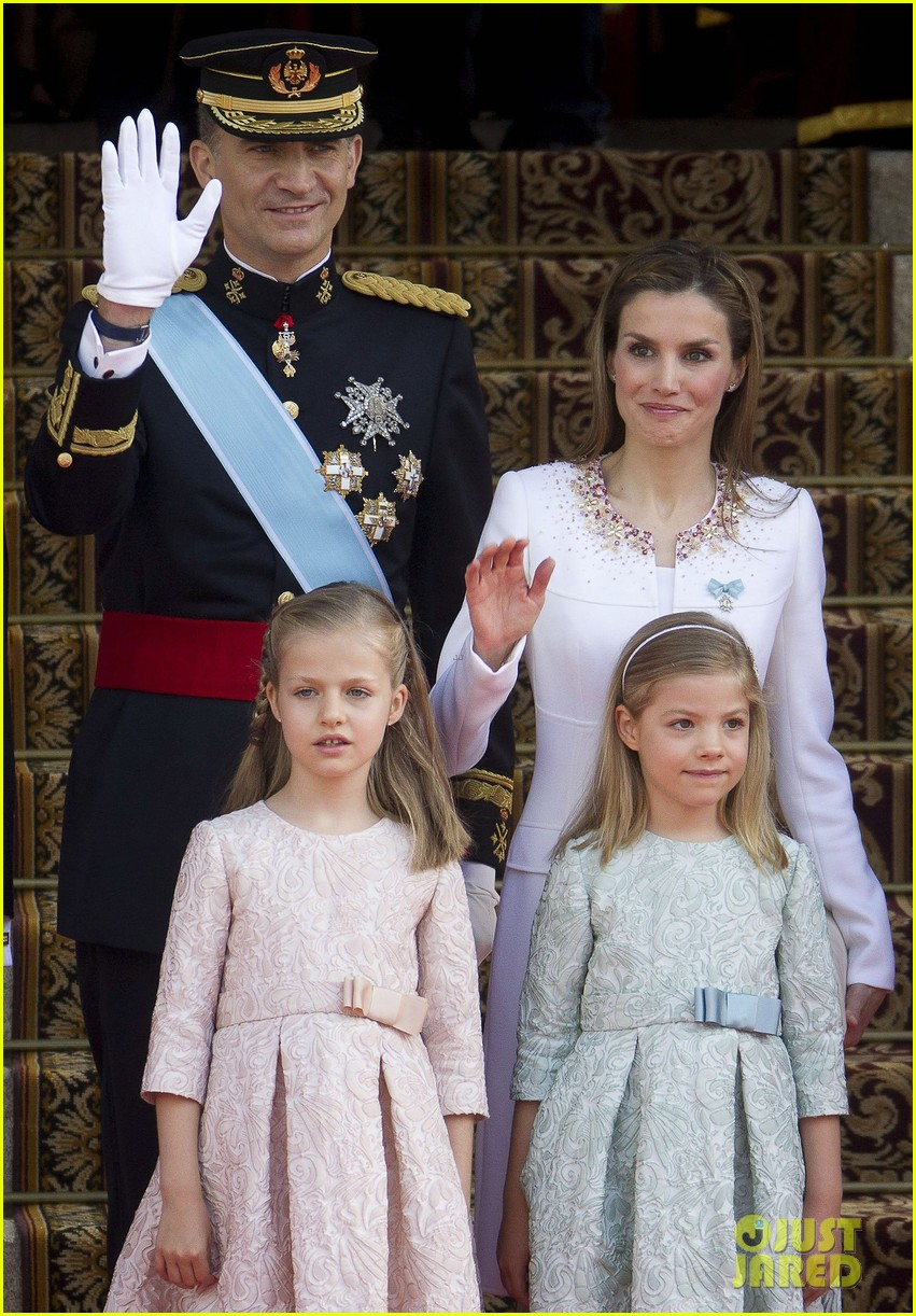 king felipe vi queen letizia of spain coronation 13