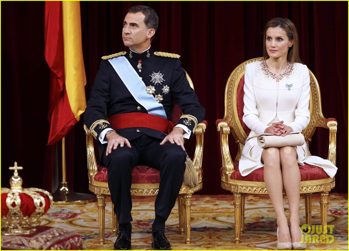 king felipe vi queen letizia of spain coronation 18