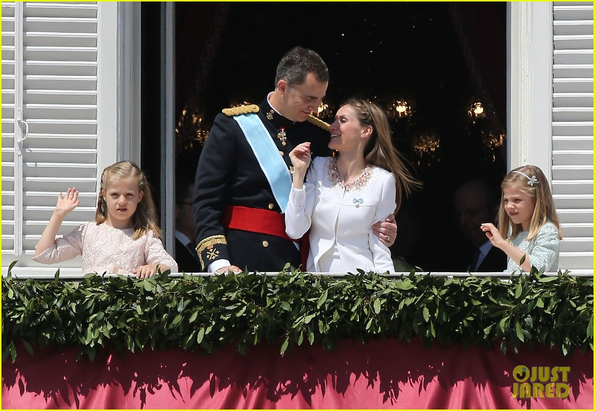 king felipe vi queen letizia of spain coronation 27
