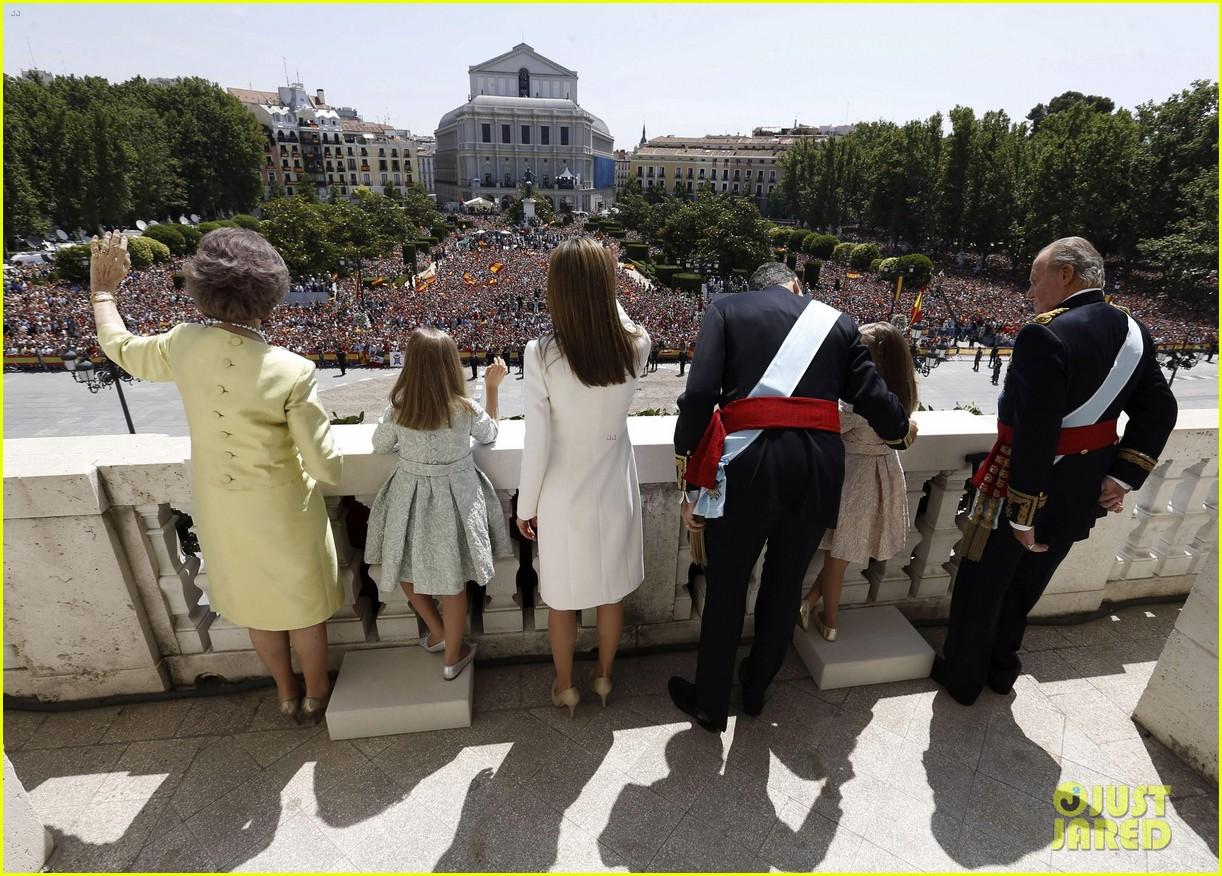 king felipe vi queen letizia of spain coronation 293138782