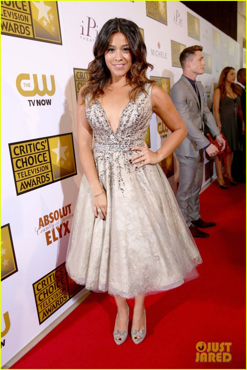 kat graham gina rodriguez critics choice tv awards 2014 123139540