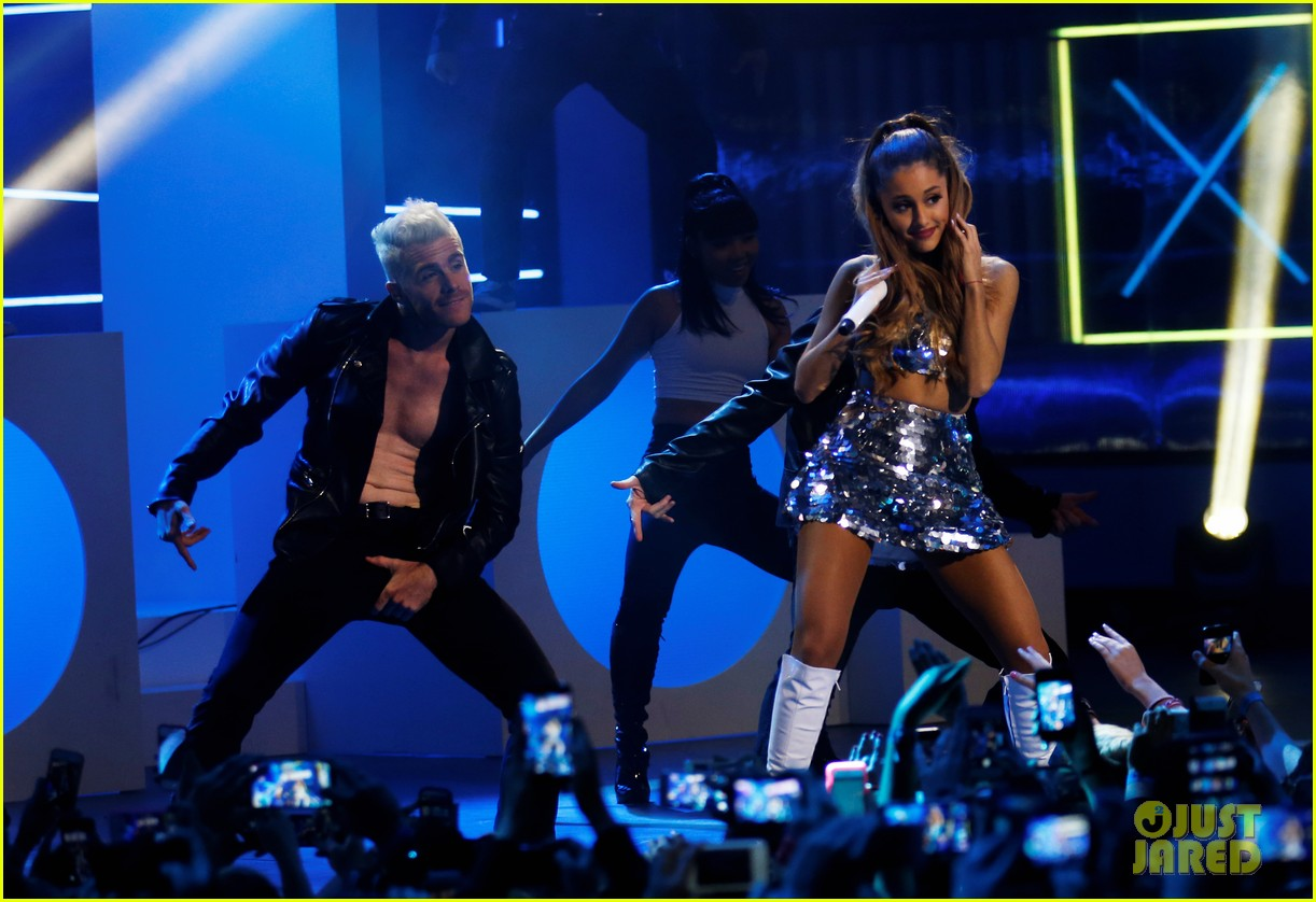 ariana grande problem performance mmvas 2014 013136278