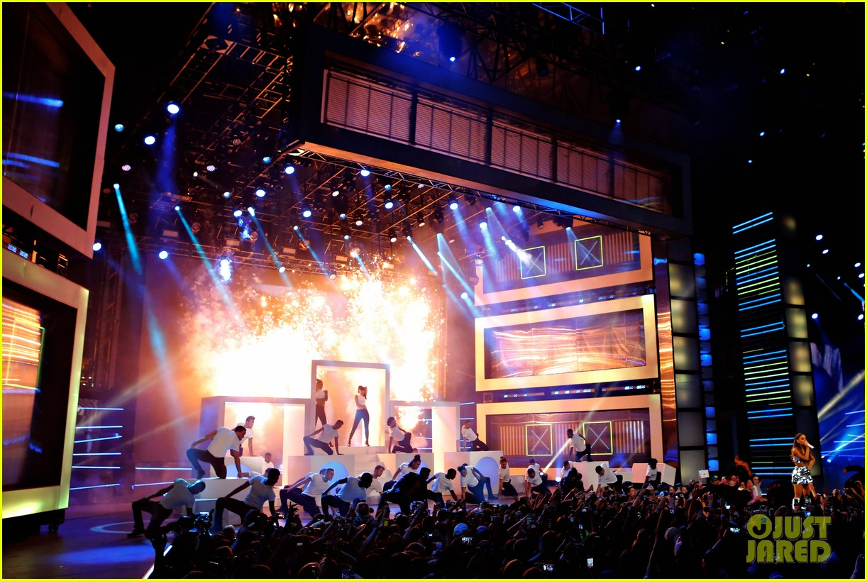 ariana grande problem performance mmvas 2014 03