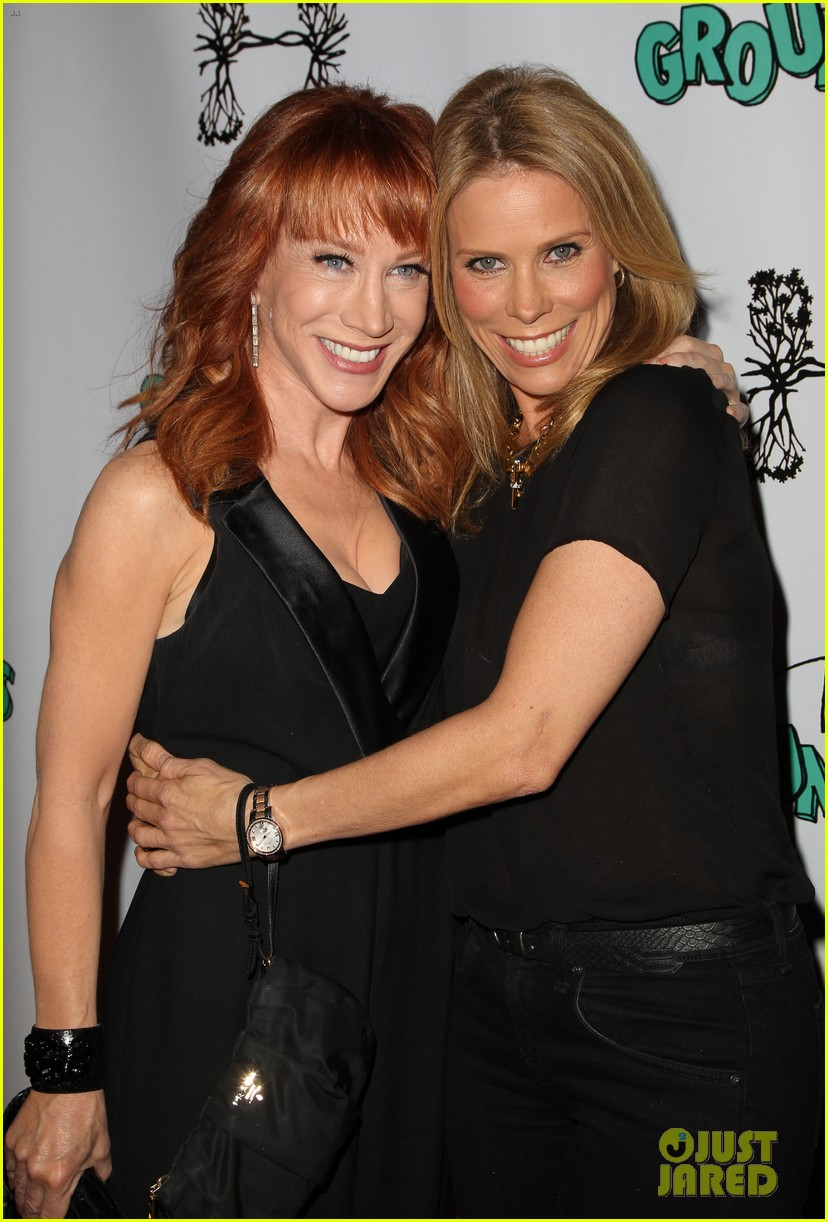 kathy griffin cheryl hines groundlings anniversary 13