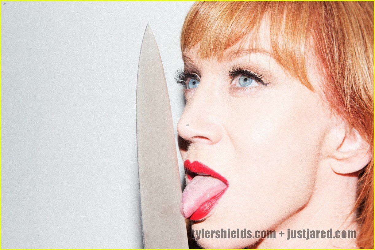 kathy griffin poses nude for tyler shields 043143286