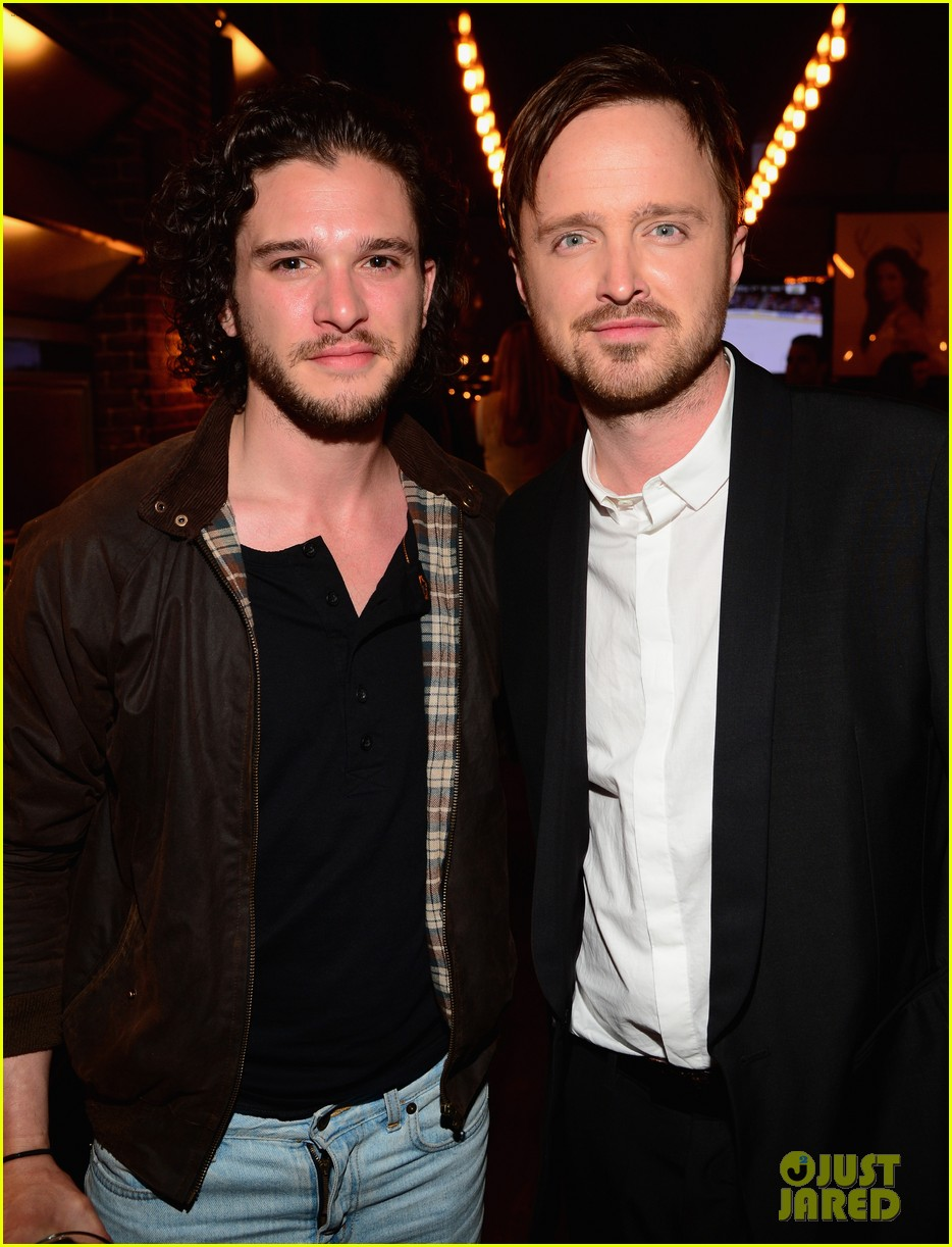 kit harington aaron paul guys choice awards 2014 03
