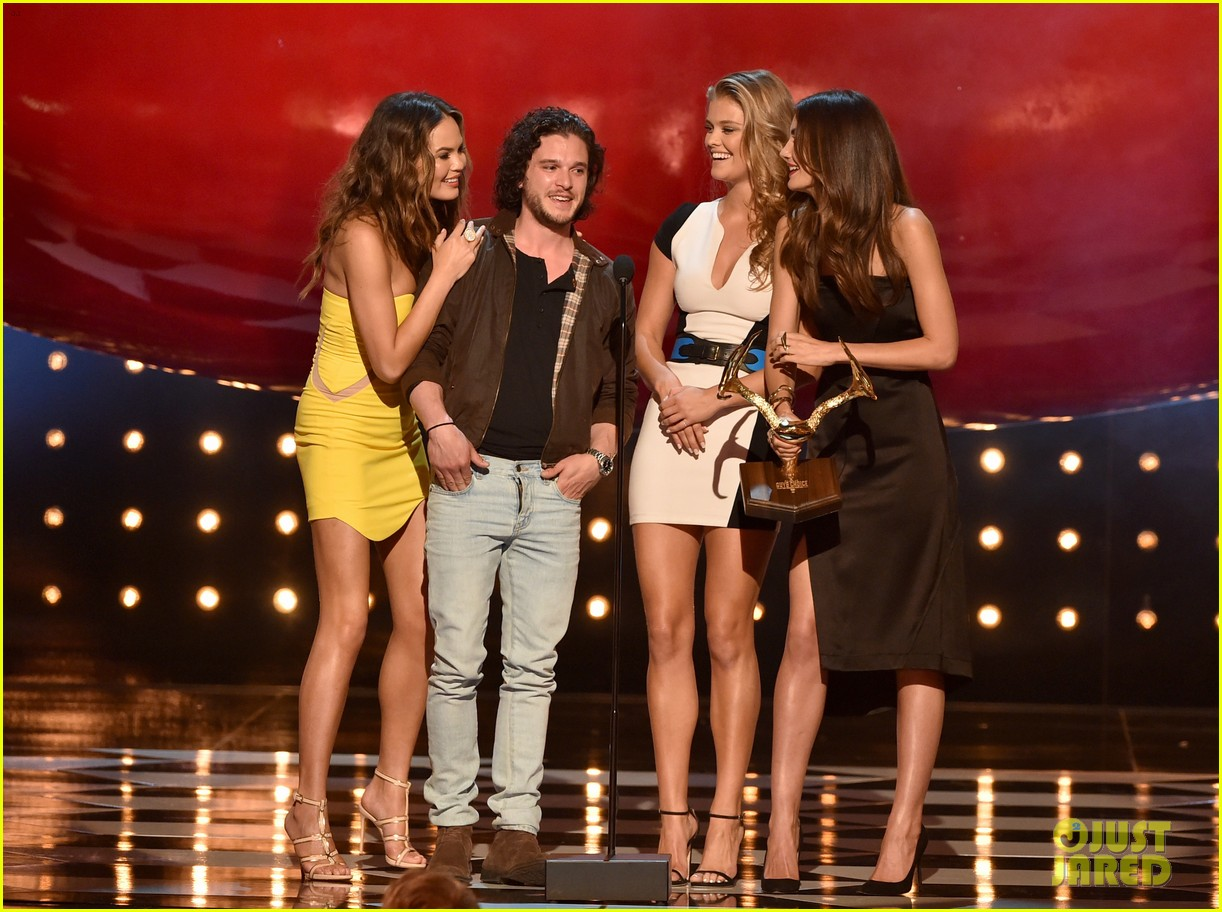 kit harington aaron paul guys choice awards 2014 163130902