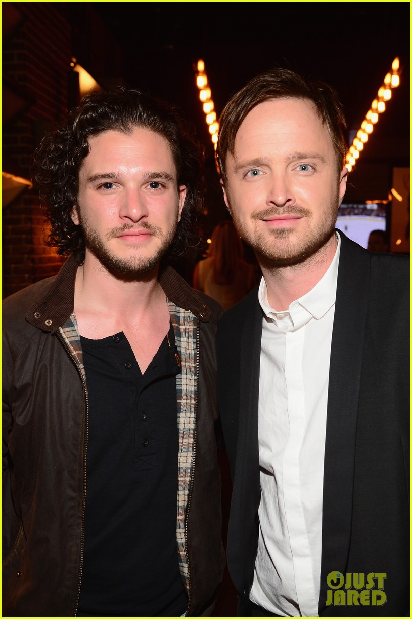 kit harington aaron paul guys choice awards 2014 19