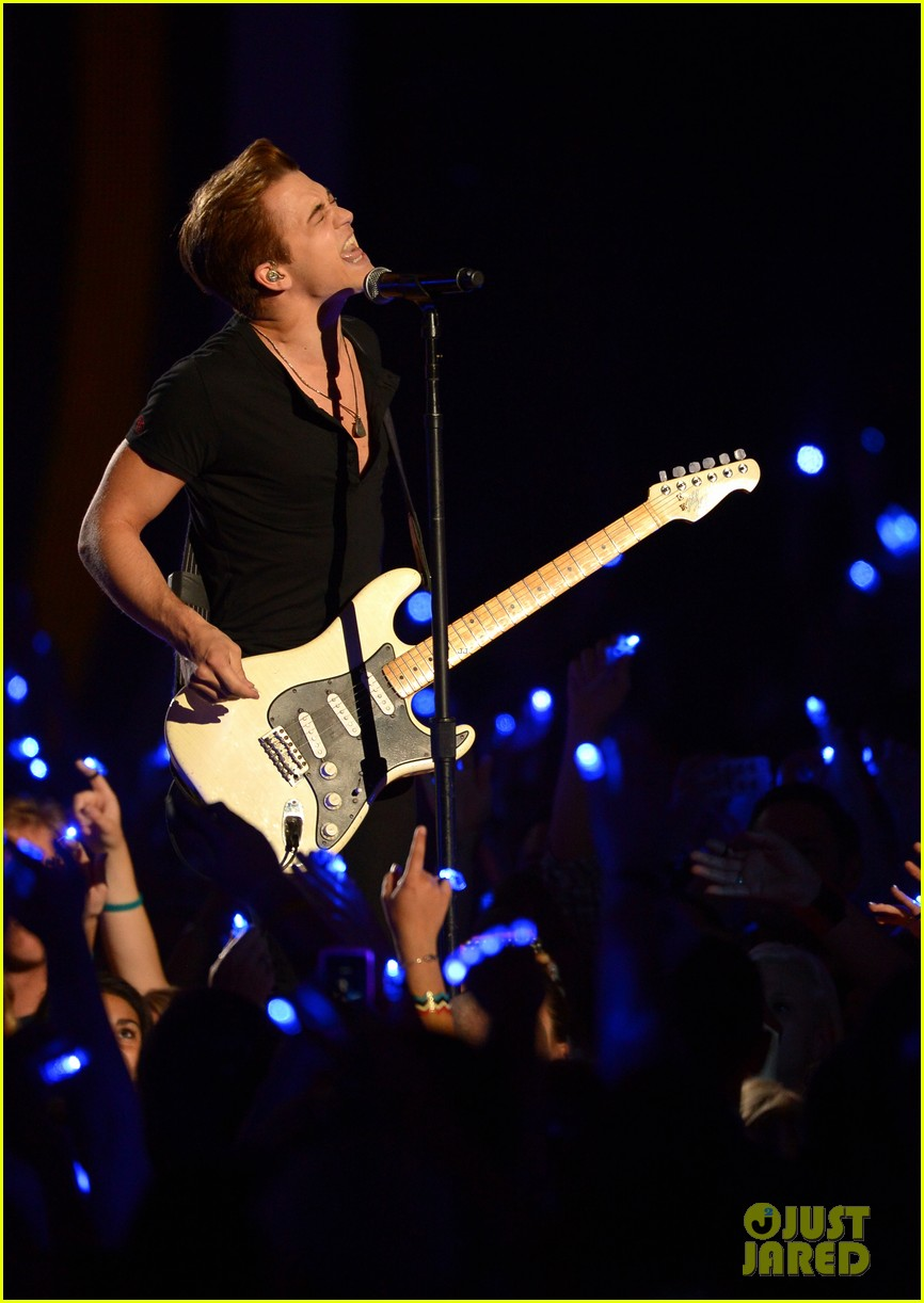 hunter hayes cmt music awards 2014 083128419