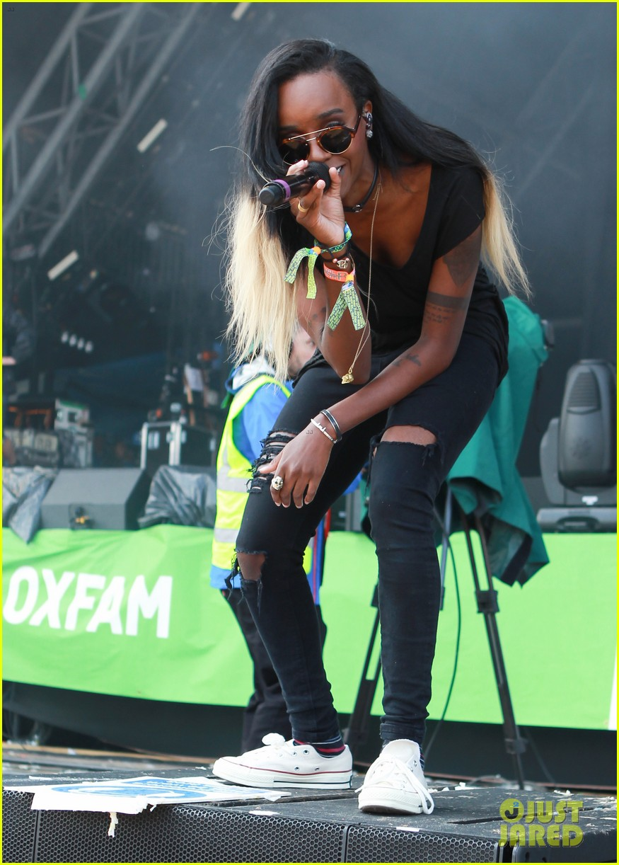 angel haze on girlfriend ireland baldwin 063145815